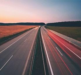 Uzávera diaľnice A7 v Nemecku