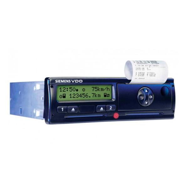 Digitálne tachografy