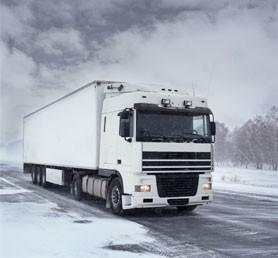 Obmedzenia jazdy v  zimnom období v  Tirolsku
